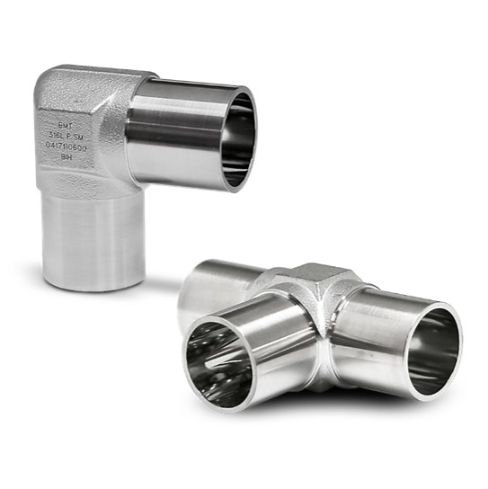 Weld & Metal Seal Fittings