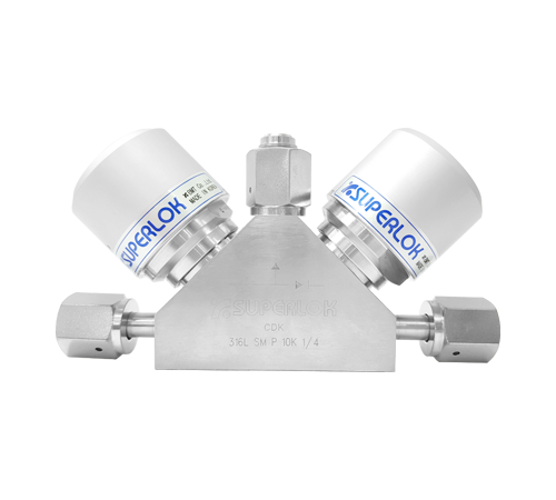 PBDV1 Diaphragm Valves<br><font size =2>LOW PRESSURE • PNEUMATIC • BLOCK</font>