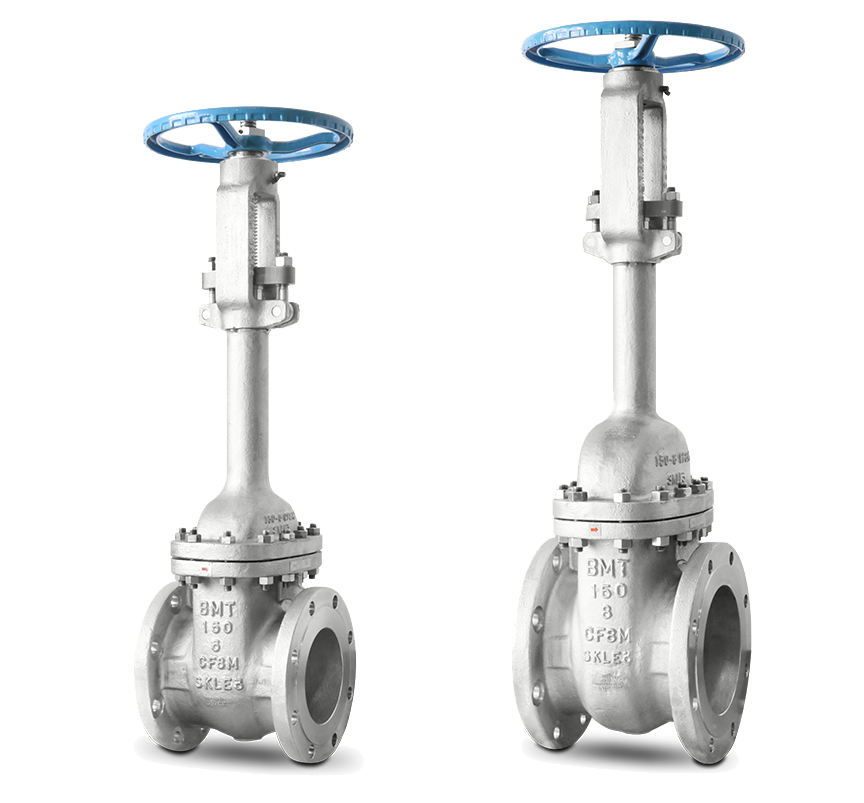 Cryogenic Gate Valves