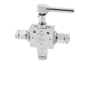 High Pressure Ball Valves<br><font size =2>SHBV series</font>