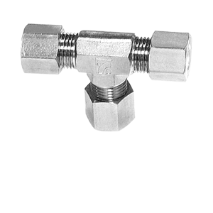 JIS Tube Fittings<br><font size =2>(JIS B2351 Bite-type)</font>