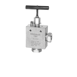 High Pressure Needle Valves<br><font size =2>SHNV60 series</font>