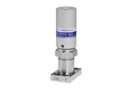 IGS Pneumatic Diaphragm Valves (Normal Close)